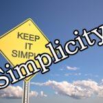SEO対策済みで初心者向け無料テンプレートSimplicityの導入編