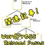 関連記事表示プラグインWordPress Related Postsの導入と設定編