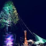 世界一のクリスマスツリー(神戸)が木材に!?高さや場所と画像は?そら植物園の西畠清順もスゴイ!